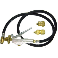 Decanting  kits, adaptors and hoses